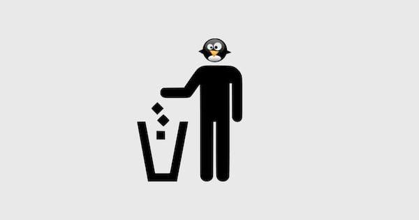 Como esvaziar automaticamente a lixeira no Ubuntu com o Autotrash
