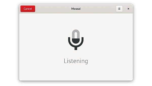 Como instalar o identificador de músicas Mousai no Linux via Flatpak