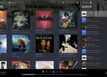 Como instalar o music player Mélodie no Linux via Snap