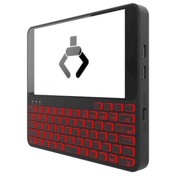 Computador Linux portátil Pocket P.C. ficará mais caro em breve
