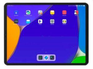 Conheça JingPad A1, um tablet Linux desenvolvido com JingOS