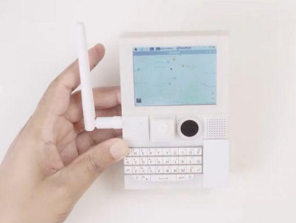 Conheça PocKit, um pequeno computador modular