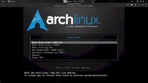 Desenvolvedores do Arch discutem a ideia de fornecer um port x86-64-v3