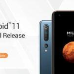 Dispositivos Xiaomi que receberam a atualização MIUI 12 do Android 11