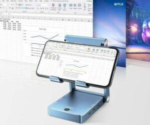 Expand X, uma dock que permite usar dispositivos móveis como PC