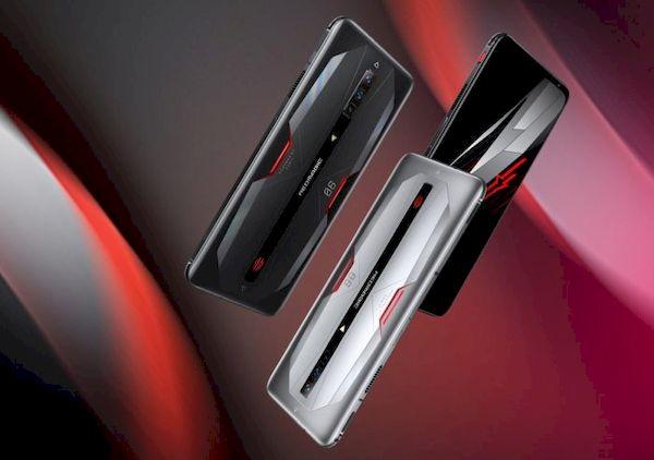 Gaming phone Red Magic 6 se tornará global em abril por 99 dólares