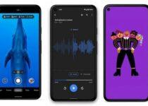 Google Pixel Drop traz novos recursos de composição inteligente, fotografia e gravador de voz