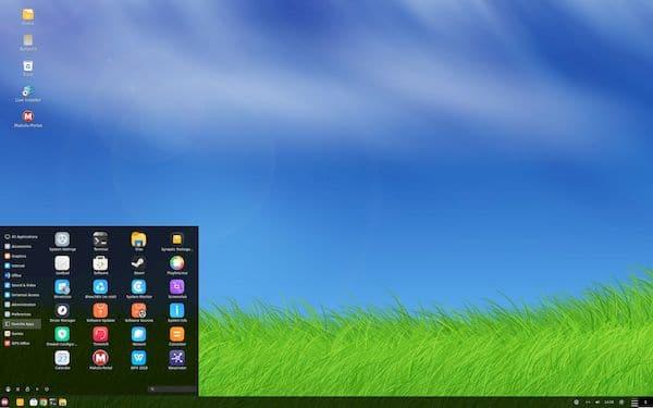 MakuluLinux 2021-03-05 lançado com base no Ubuntu 20.04