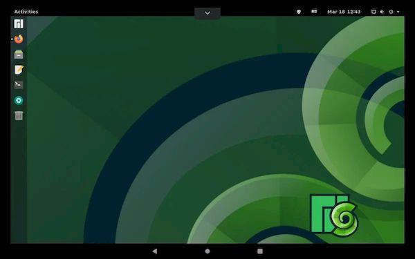 Manjaro prepara sua aterrissagem em tablets Android... e no iPad?