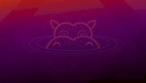 Papel de parede do Ubuntu 21.04 foi revelado. Conheça!