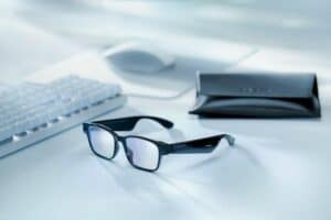 Razer lançou o óculos inteligente Anzu com áudio Bluetooth por US$ 200