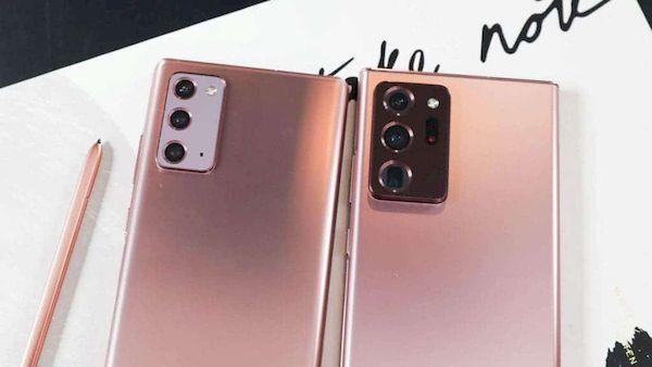 Samsung descontinuará a série Galaxy Notes?