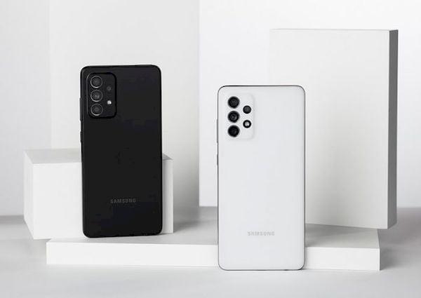 Samsung está levando recursos premium para os smartphones mid-range