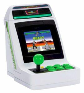 Sega Astro City Mini, um console de arcade retrô que está sendo lançado nos EUA