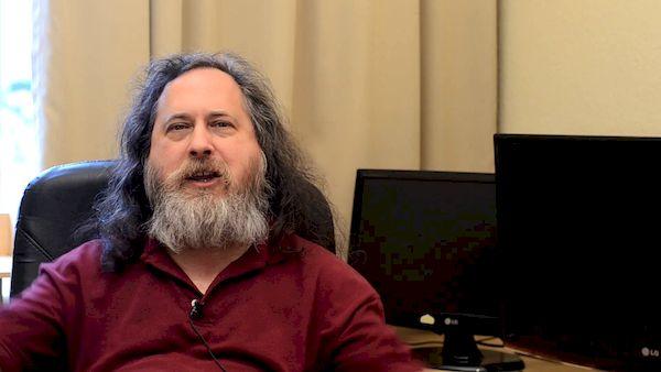 Stallman retornou ao Conselho de Diretores da Free Software Foundation
