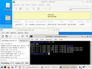 SystemRescue 8 lançado com kernel 5.10 LTS, Xfce 4.16 e suporte exFAT melhorado