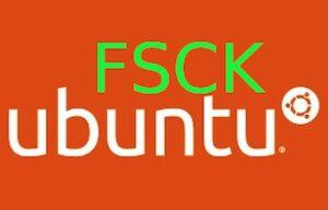 Ubuntu pode voltar a usar o FSCK na inicialização do sistema
