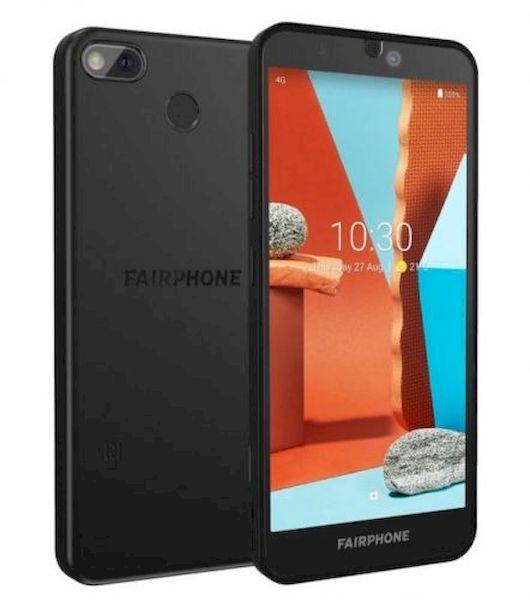 Ubuntu Touch para Fairphone 3 com Android 10 já está disponível