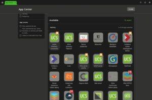Univention Corporate Server 5.0-0 RC 0 lançado com melhorias no console de gerenciamento