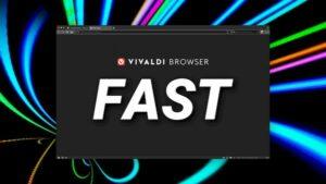 Vivaldi 3.7 melhora o desempenho e adiciona suporte para M1 da Apple