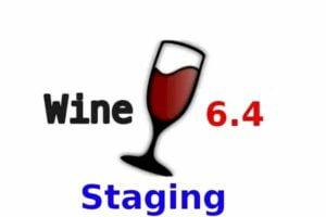 Wine-Staging 6.4 lançado com 686 patches baseados no upstream