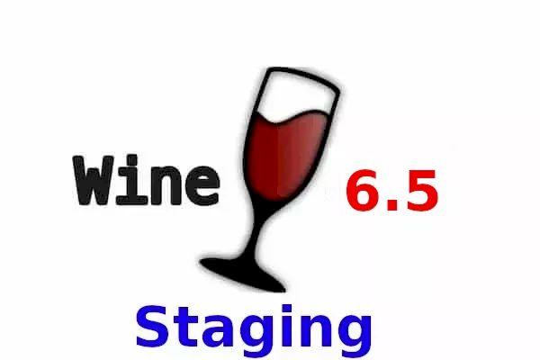 Wine-Staging 6.5 lançado com 661 patches baseados no upstream