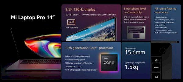 Intel Tiger Lake-H35, gráficos NVIDIA e mais