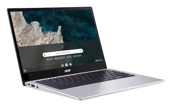 Acer Chromebook Spin 513 chegará em breve, com Snapdragon 7c