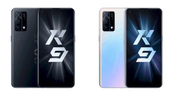 As especificações do Oppo K9 5G foram reveladas antes do lançamento