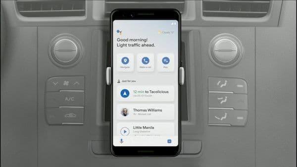 Assistant Driving Mode do Google está sendo lançado em mais países