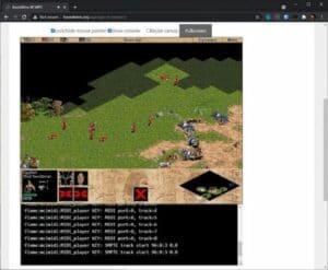 Boxedwine, um emulador que pode executar apps do Windows na web
