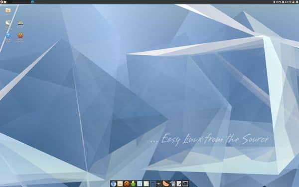 Calculate Linux 21 lançado com o sistema de arquivos Btr como padrão