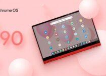 Chrome OS 90 lançado com alguns novos recursos úteis