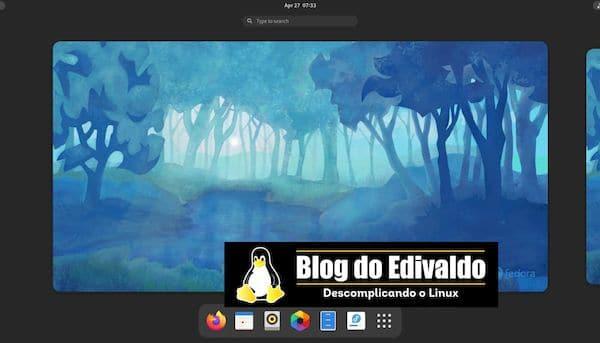 Como atualizar o Fedora 33 para 34 sem complicações