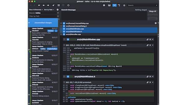 Como instalar o cliente Git gráfico Gitahead no Linux via Flatpak