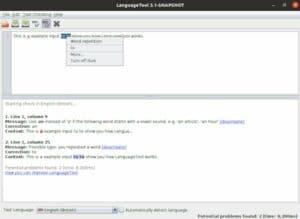 Como instalar o corretor de gramática e estilo LanguageTool no Linux