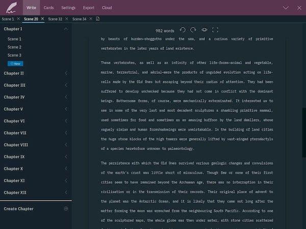 Como instalar o editor de texto OmniaWrite no Linux via Snap