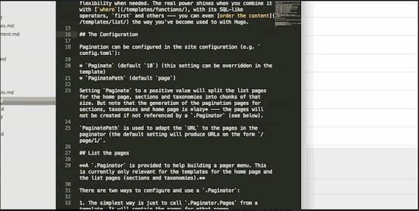 Como instalar o gerador de site estático Hugo no Linux via Snap