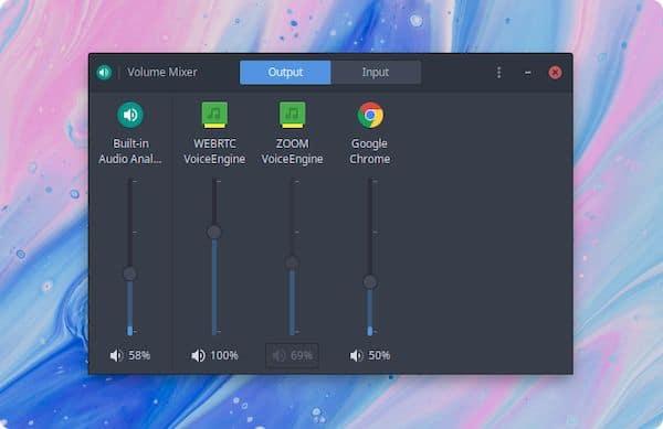 Como instalar o mixer de volume para PulseAudio Myxer no Linux