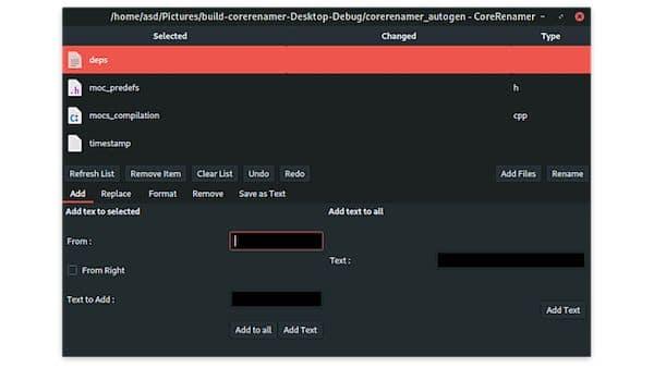 Como instalar o renomeador de arquivos CoreRenamer no Linux