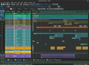 Como instalar o sequenciador de áudio MuSe no Linux via AppImage