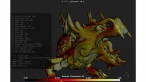 Como instalar o visualizador 3D minimalista F3D no Linux via Flatpak