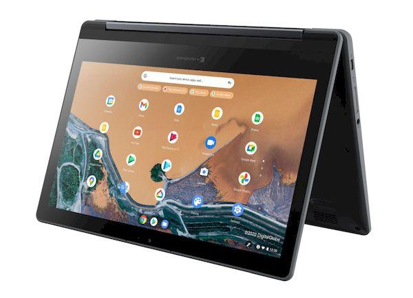 Dynabook Chromebook C1 possui processador Snapdragon 7c e 4G LTE