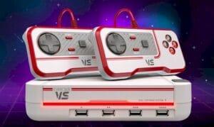 Evercade VS, um console retro multijogador para a sala de estar