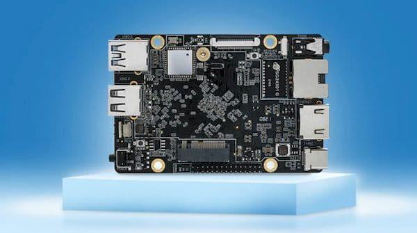 Firefly ROC-RK3566-PC, um PC Linux do tamanho de um cartão com Rockchip RK3566