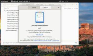 Getting Things GNOME 0.5 lançado com tarefas recorrentes e melhorias