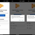 Google Play Músic recebeu sua última atualização