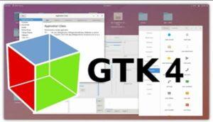 GTK 4.2.0 lançado com melhorias de desempenho, Meson e muito mais