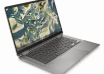 HP lançou o Chromebook x360 14c com Intel Tiger Lake