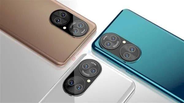 Huawei p50 ainda virá com a tecnologia de lentes líquidas